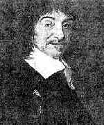 Rene Descartes, founder of the scientific method